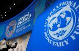 Le nouveau plaidoyer du FMI pour l'immigration de grand remplacement