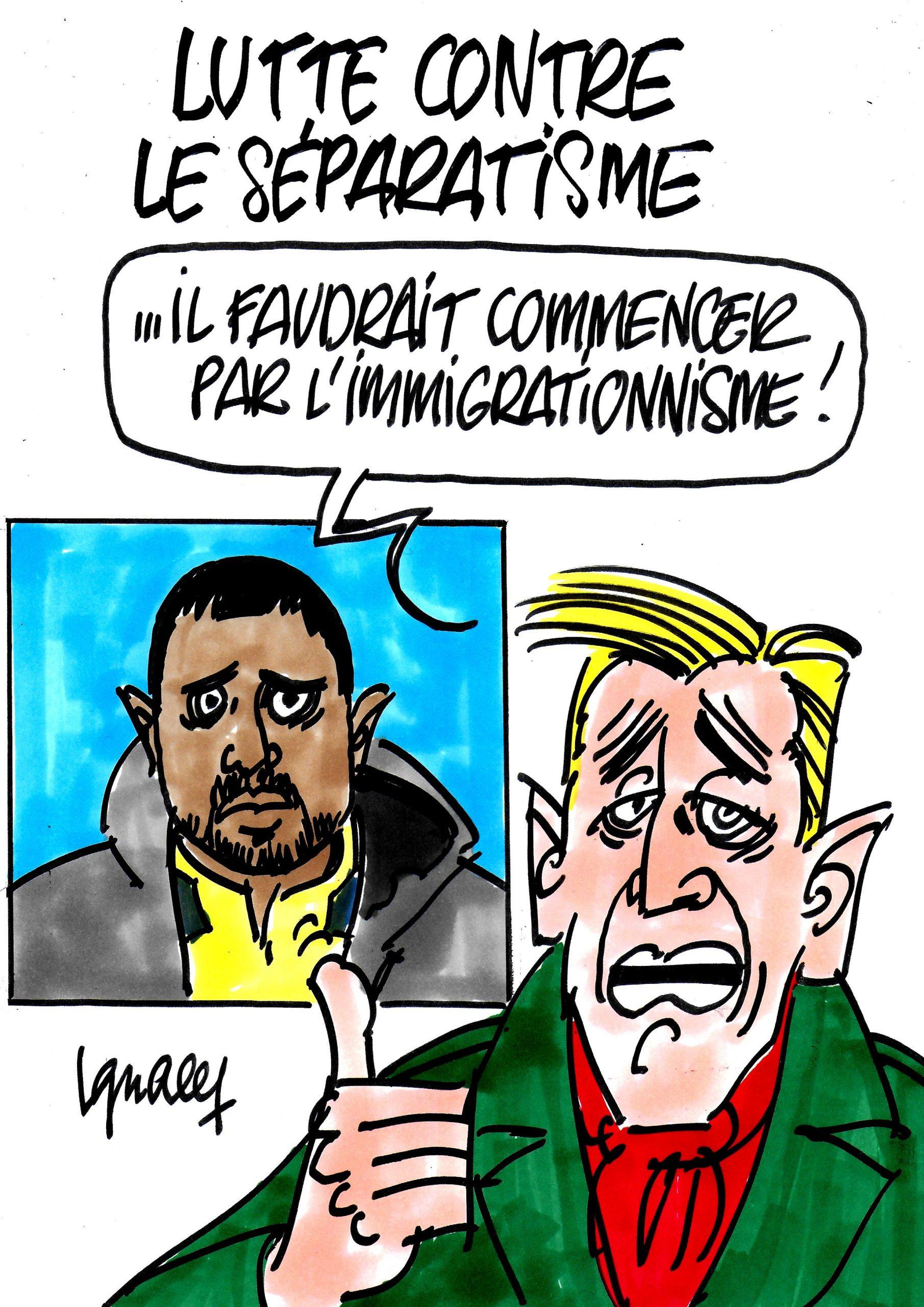 Ignace - Lutte contre le séparatisme