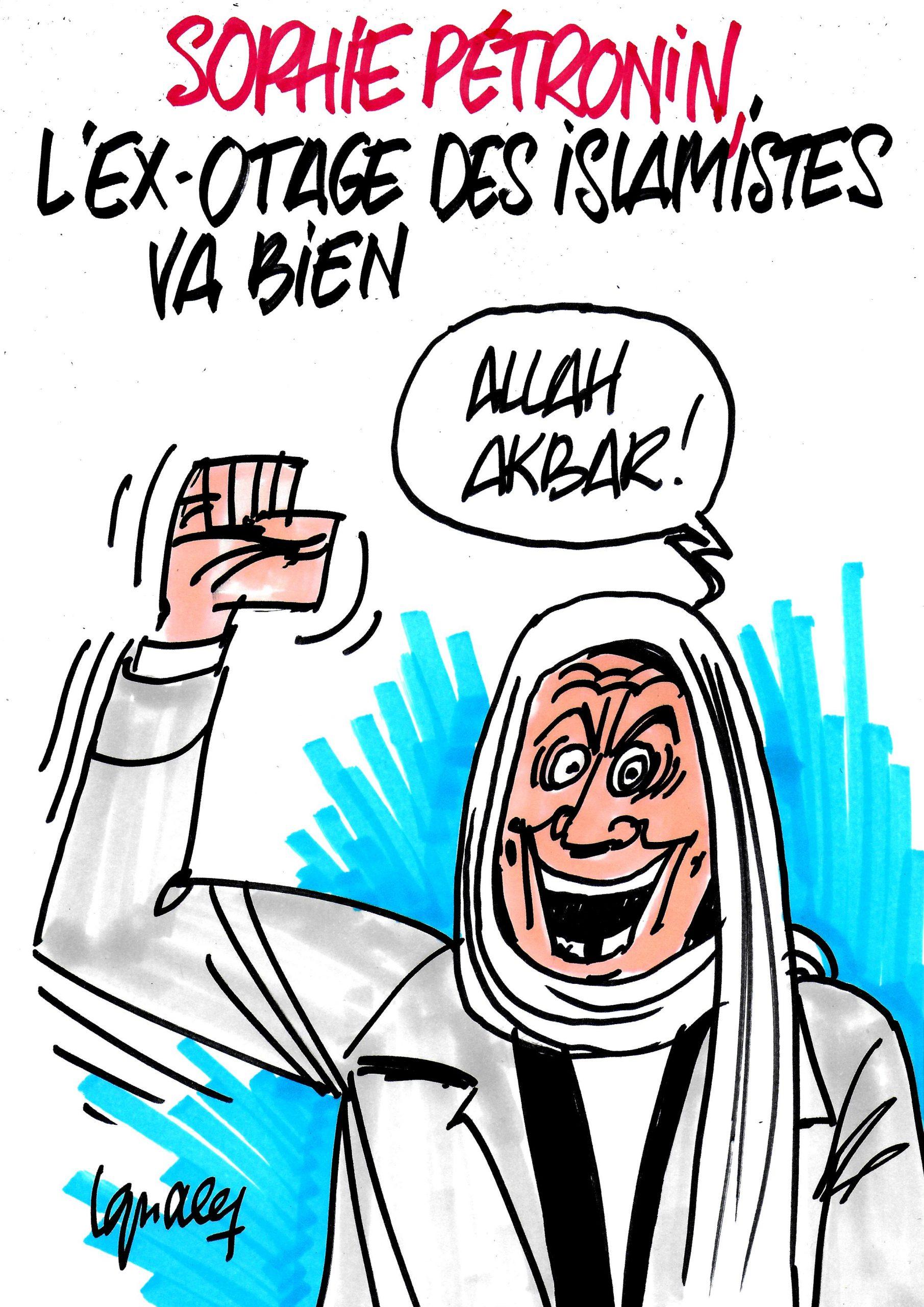 Ignace - L'ex-otage des islamistes va bien