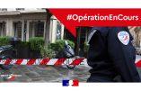 Attaque au couteau à Paris – L'assaillant a été neutralisé