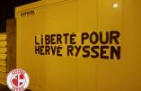 Nouvelle action de Civitas en soutien à Hervé Ryssen