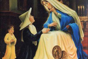 Samedi 28 novembre – Sainte Catherine Labouré, Vierge – Saint Jacques de la Marche, Confesseur, Confesseur, 1er Ordre franciscain