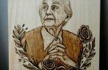 Portrait d'Ursula Haverbeck