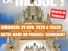Dimanche 29 novembre 2020 à Hennebont – Nous voulons la Messe !