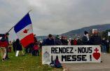 Annecy – Mobilisation pour la Messe