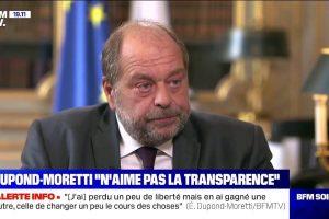 L'impressionnant patrimoine du riche ministre Dupond-Moretti
