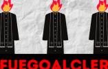 Espagne – #christianophobe sur twitter en libre circulation : « Brûler les prêtres »