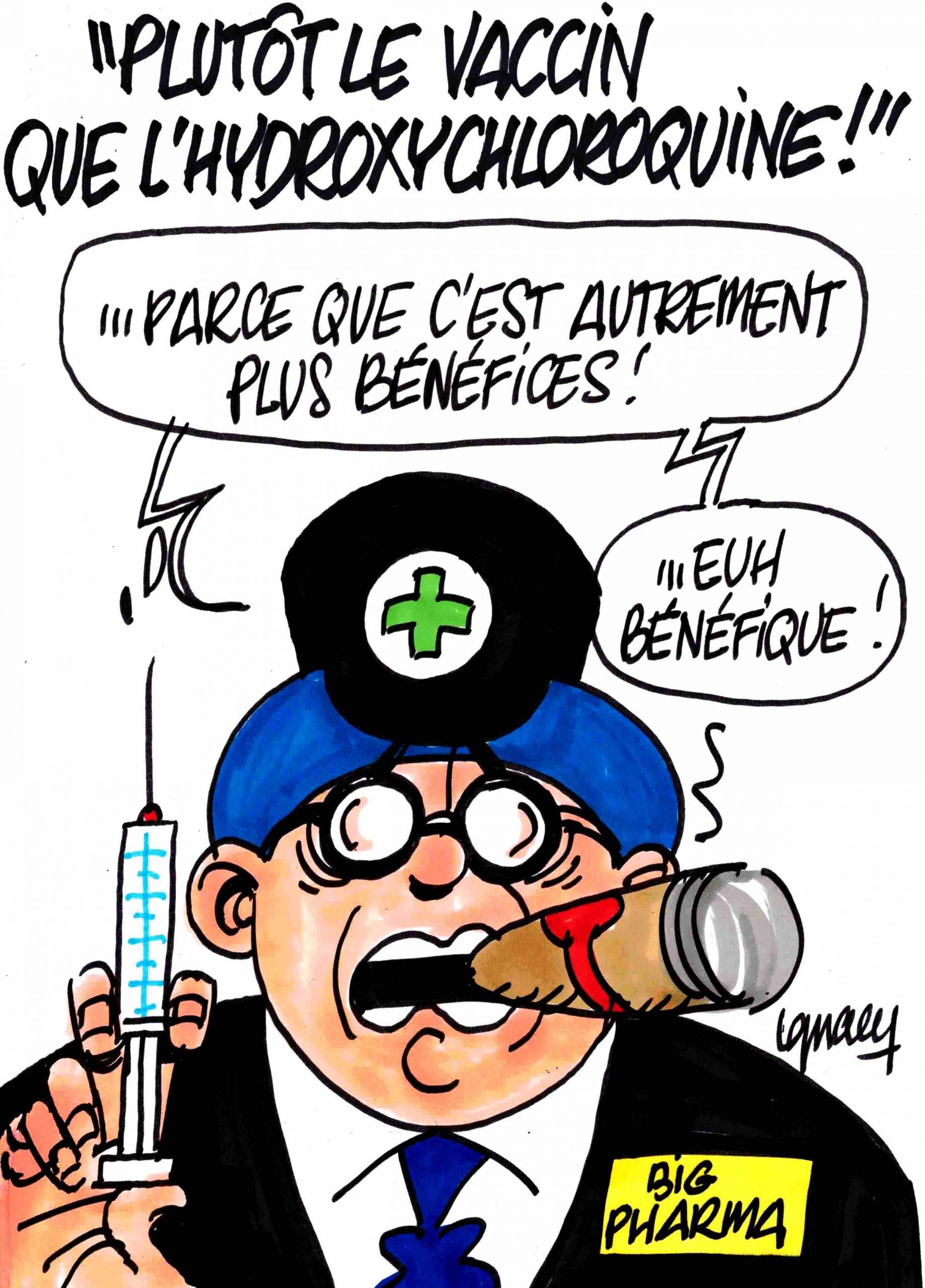"""Ignace - """"Le vaccin, c'est top !"""""""