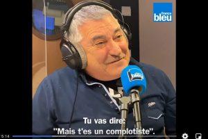 """Jean-Marie Bigard sur la """"théorie du complot"""""""