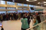 """""""Pas de Messe de Noël accessible à tous, mais des foules compactes pour inaugurer un métro !"""", dénonce Civitas"""