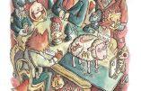 """""""La république, c'est la canaille au pouvoir """" (Jean Dutourd) – Illustration d'Alban Guillemois"""