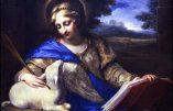 Jeudi 21 janvier – Sainte Agnès, Vierge et Martyre