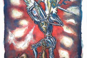 Hommage à Saint-Michel par Alban Guillemois