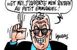 Ignace - Brigitte Macron soutient Camille Kouchner