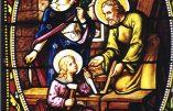 Dimanche 10 janvier – Fête de la Sainte Famille – En France : solennité de l'Epiphanie – Saint Guillaume, Archevêque de Bourges († 1209)