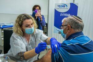 Israël – 4.500 personnes infectées par le Covid après avoir été vaccinées – 17% des hospitalisés israéliens sont des vaccinés contre le Covid…