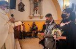 Sacrilège dans une paroisse d'Ushuaia : pseudo « mariage » trans célébré