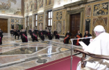 Pape François : « Le concile Vatican II est non négociable »
